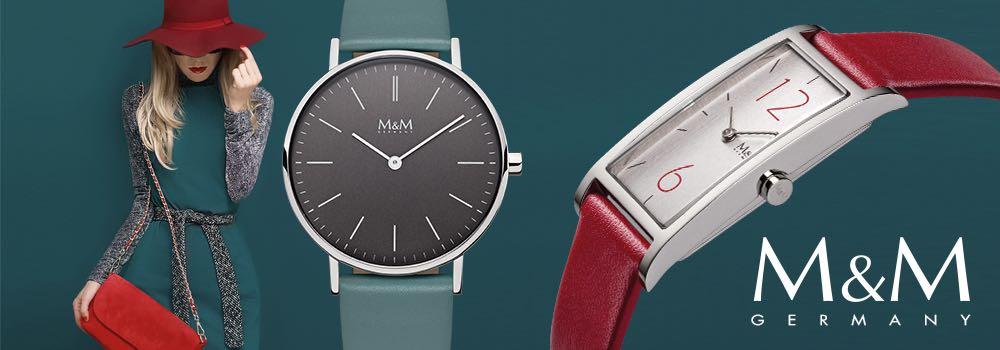 M&M Armbanduhren